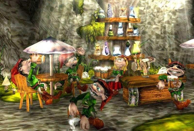 На этой странице Вас ждут - приключенческие игры и adventure