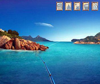 рыбалка для мальчиков