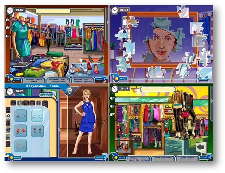 игры для девочек бесплатно шопоголик