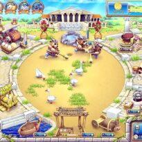 Игра веселая ферма древний Рим, римейк игры части первая и вторая