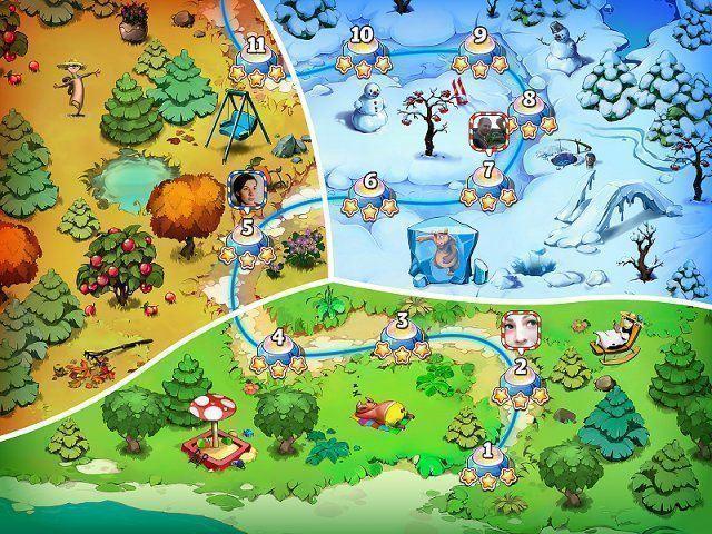 Веселая ферма остров безумного медведя
