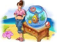 игра шарики линии тропический аквариум
