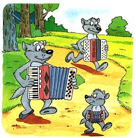 Все о музыке и музыкальных инструментах для самых маленьких