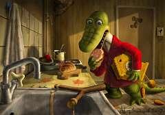 Герои сказки о крокодиле Гене