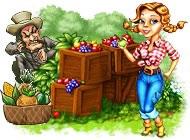 Игра - идеальная ферма, скачать бесплатно или играть сейчас.
