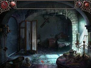 Жуть таинственная комната