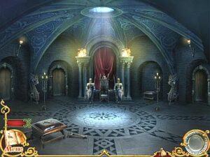 скриншот из игры о кощее Бессмертном