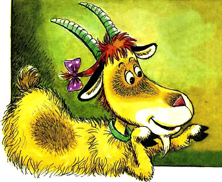Коза-дереза, сказка с картинками читать или скачать бесплатно