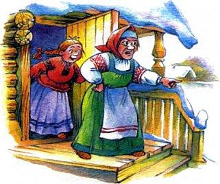 Русские сказки - Морозко