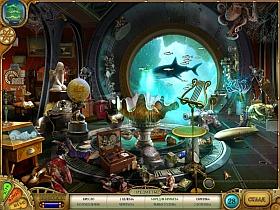 Игра Тайна Немо - подводный мир