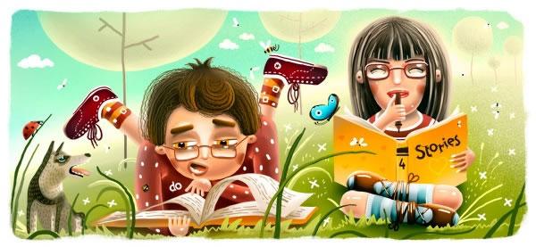 Что полезней сказка из книжки или сказка на планшетнике?