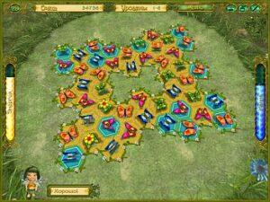 Фрагменты игры из сказки о царе