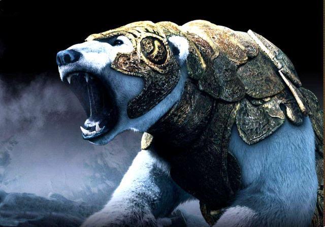 железный медведь