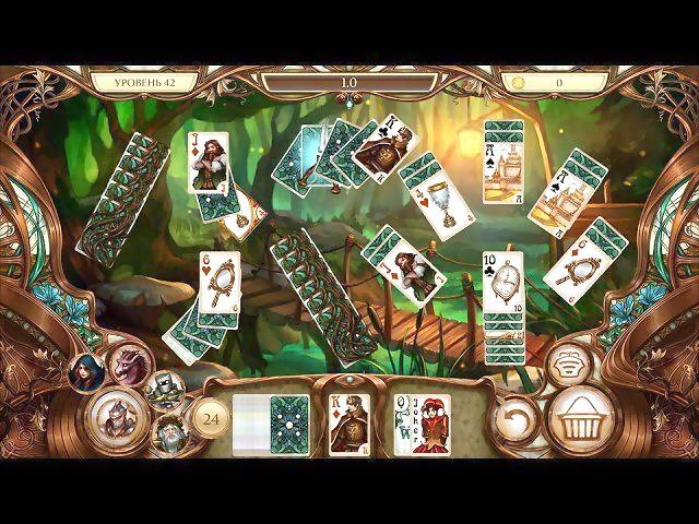 Игра пасьянс, карточные игры, пасьянс для мобильных