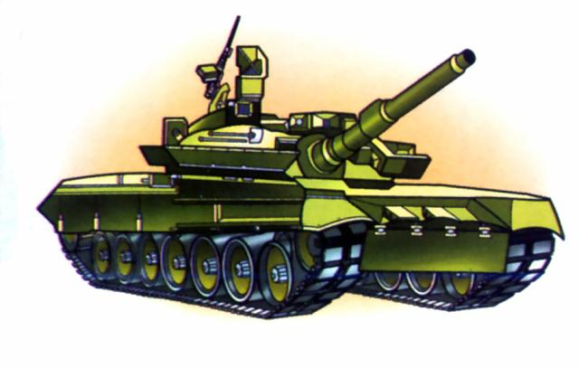 Танк Т-72. Россия