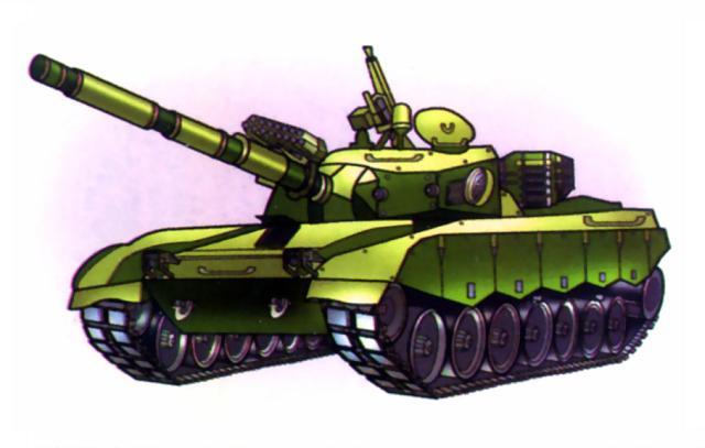 Танк Т-85