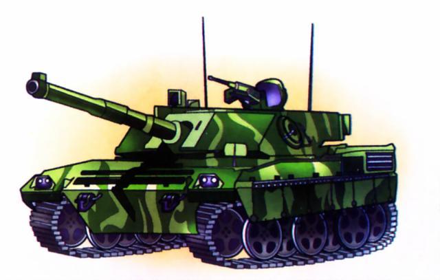 Танк Ariete - Италия