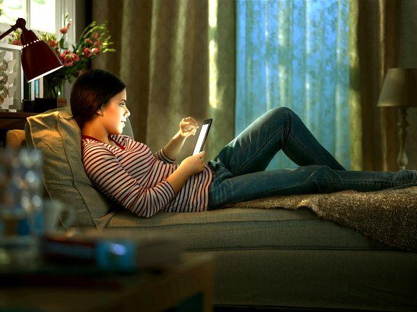 Вред и польза планшета ребенку