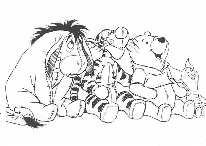 Раскраски для мальчиков и девочек -  Винкс, Барби, танки