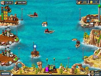 Фрагменты из игры «Youda Рыбак»